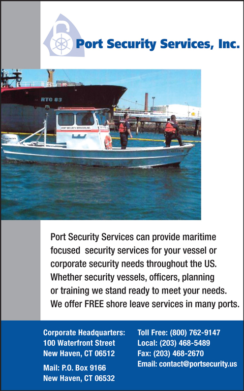 port security services